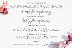 Fathyma Handwritten Script Product Image 4