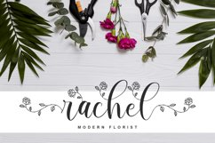 Rhosela -Floral Calligraphy- Product Image 3
