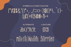 Mauricio - A Sans Font Family Product Image 3