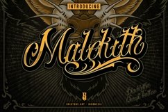 Malekith | Tattoo Script Product Image 1