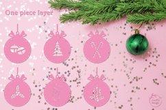 Christmas ball svg, Christmas Ornament SVG Bundle Product Image 2