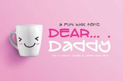 Dear Daddy Product Image 1