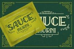 Bacalaos - Decorative Typeface Product Image 5
