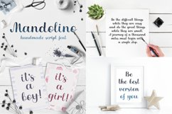 Font bundle - 6 handwritten and calligraphy fonts Product Image 3