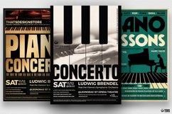 Special Pianist Flyer Bundle Product Image 2