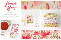 Flower Breeze - Seamless Patterns Product Image 4