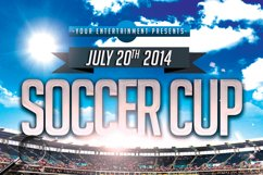 Soccer Cup | Modern Flyer Template Product Image 14