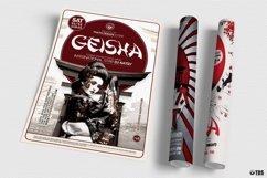 Geisha Party Flyer Bundle V2 Product Image 6