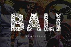 Balian Typeface Product Image 6
