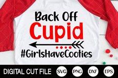 Valentines Day Svg, Love, Cupid Svg, Kids Valentines Shirt Product Image 1