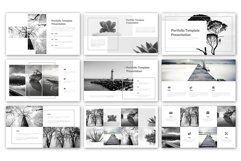 Portfolio - Presentation Template Product Image 4