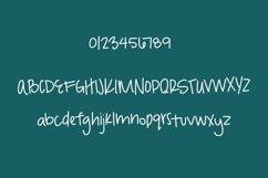 Letter Forever a Hand Lettered Font Product Image 2