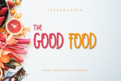 THE GOOD FOOD Product Image 1
