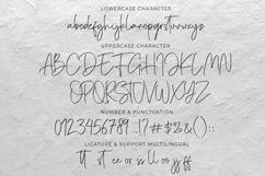 Hamellista - Handwritten Script Font Product Image 6
