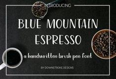 Blue Mountain Espresso Product Image 1