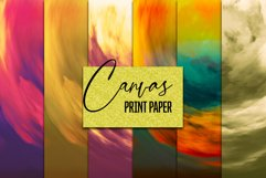 Hand painted Canvas Prints. Abstract painting collection Product Image 2