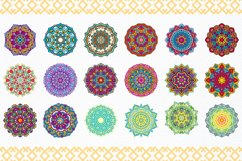 54 Vector Mandalas - Big Collection Product Image 3