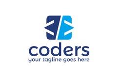Coders Logo Product Image 1