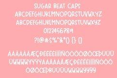 Sugar Beat Handwritten Font Product Image 4
