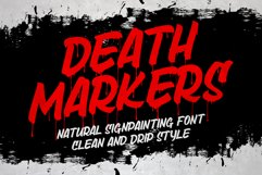 Death Markers Product Image 1