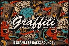 Graffiti Seamless Patterns Product Image 1