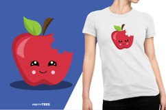 Apple Cool T-Shirt Design | Sublimation T-Shirt Product Image 5