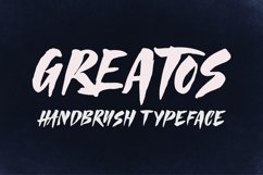 Greatos - Handbrush Product Image 1