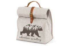 Adventure svg bundle, adventure quotes, mountain camping svg Product Image 6