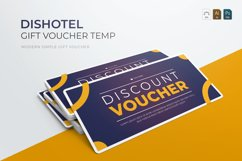 Dishotel | Gift Voucher Product Image 1