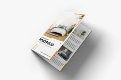 Interior Design bifold Brochure   Multipurpose Brochure Product Image 2