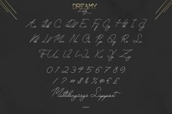 Dreamy Loly Font Product Image 5