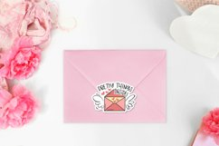 Thank You for Your Business PNG Stickers Bundle Product Image 4