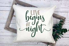 Gorgeous Script Font Trio Product Image 2