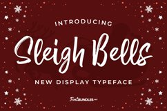 Sleigh Bells Product Image 1