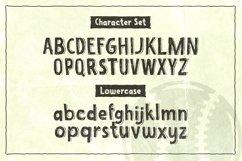 Hello Jones - Vintage Sans Font Product Image 3