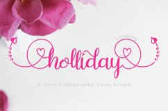 Holliday Product Image 1