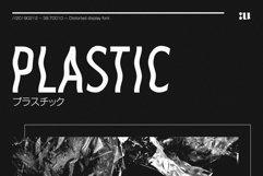 Plastic Sans Product Image 1