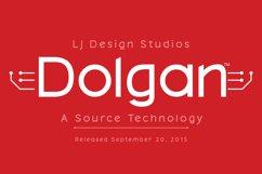 Dolgan Typeface Product Image 1