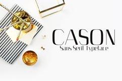 Cason Sans Serif Typeface Product Image 1