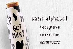naDo Font | The Brush Font Product Image 5