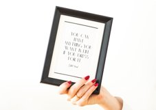Chic Luxury Font Duo Product Image 6