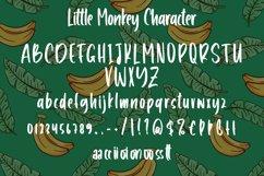Little Monkey - Cute Font Product Image 8