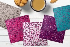 Multicolor Leopard Print Seamless Pattern Product Image 5