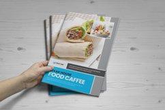 Food Menu Bifold-Trifold Brochure v2 Product Image 6