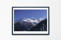 Snow Mountains - Wall Art - Digital Print Product Image 3