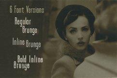 Zora - Vintage Display Font Product Image 2