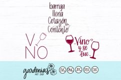 Spanish SVG Bundle | Spanish Cut Files | Archivos en Español Product Image 6