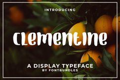 Clementine Product Image 1