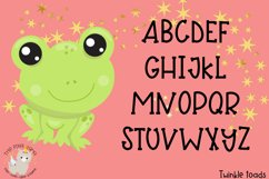 Twinkle Toads Font Product Image 4
