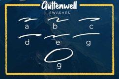 Guttenwell   A Handmade Brush Font Product Image 3